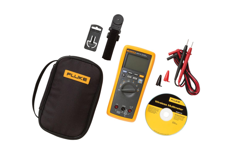 Fluke-87V / PRV240 Kit Digital Multimeter Kit, Industrial