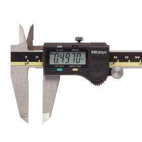 Mitutoyo 500-171-30 Digital ABS AOS Caliper Blade Thumb Roller
