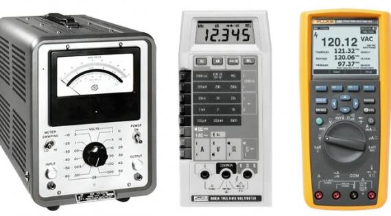 ¿Qué es un multímetro digital?